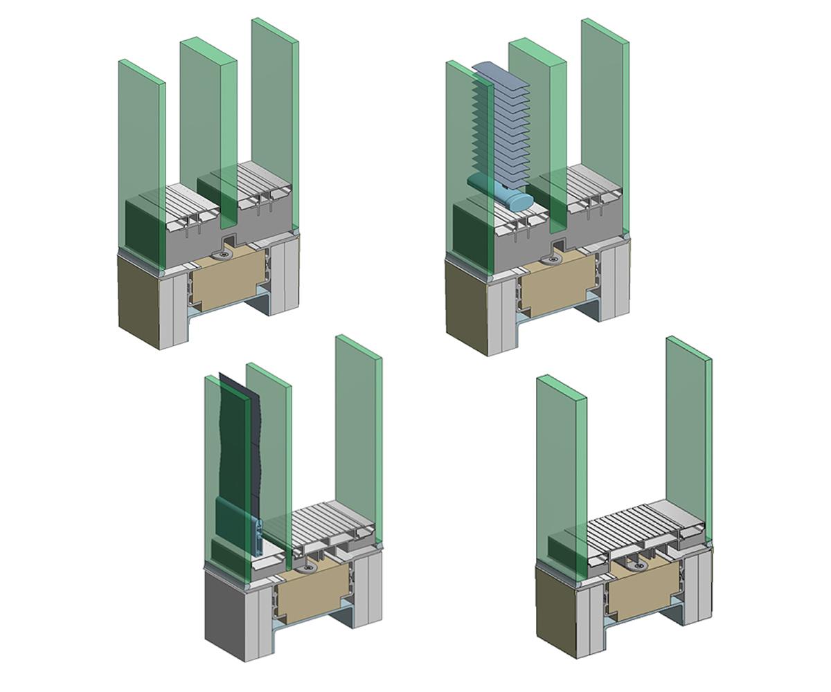 Ein hochwertiges Fertigfenster mit dem Produktnamen Planline erfüllt verschiedene Funktionsanforderungen.